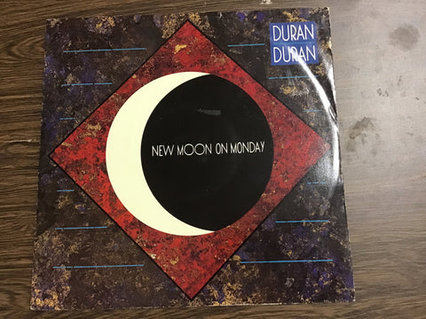 Duran Duran New Moon on Monday 12""