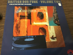 British Dub Funk - Volume 2 Vinyl Record as is