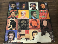 The Who Face Dances LP