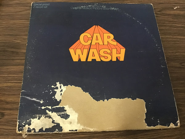 Car Wash soundtrack (2) LP