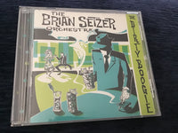 Brian Setzer Orchestra The Dirty Boogie CD