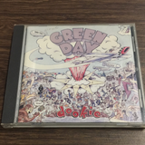 Green Day Dookie CD