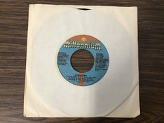 Franke and the knockouts Shakedown & without you 45