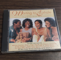 Waiting to Exhale Soundtrack CD