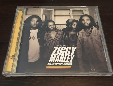 Ziggy Marley Best of