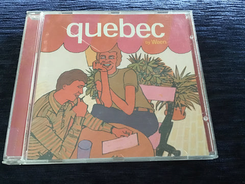 Ween Quebec CD as is