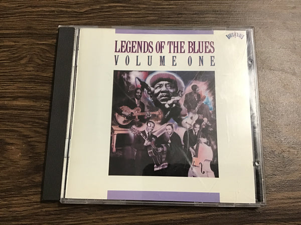 Legends of Blues Volume One CD