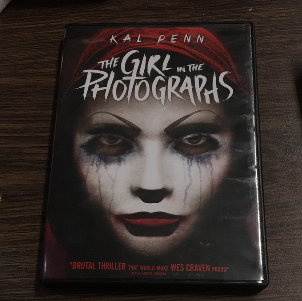 The Girl in the Photographs DVD