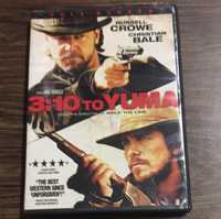3:10 to Yuma DVD