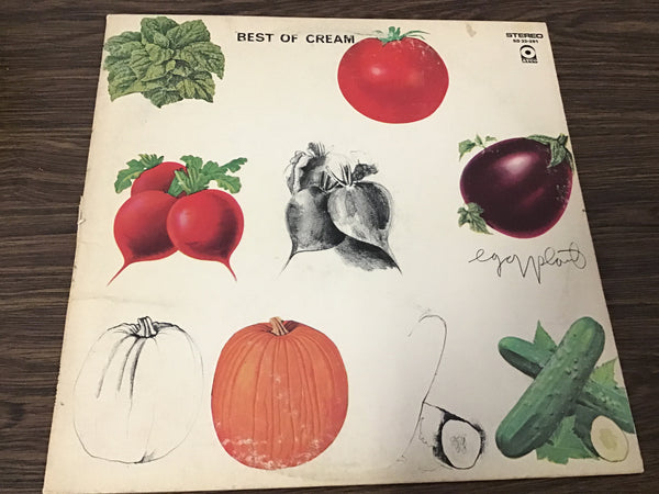 Cream Best of Cream LP