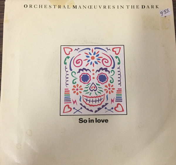 OMD So in love & concrete hands 45