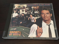 Huey Lewis and the News Sports CD