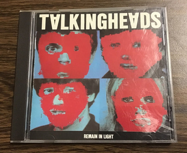 Talking Heads - Remain in Light CD
