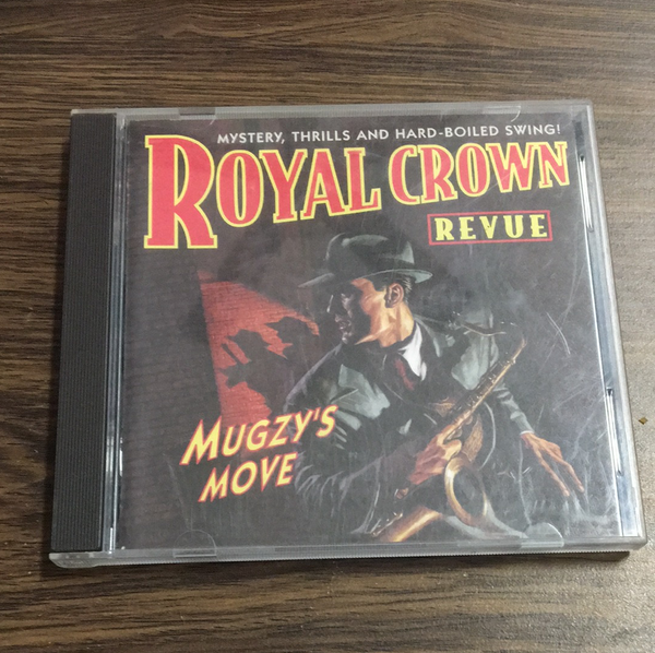 Royal Crown Revue Mugzy's Move CD