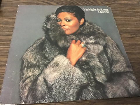 Dionne Warwick No night so Long LP