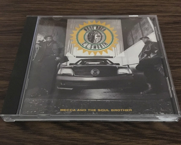 Pete Rock and CL Smooth Mecca and the Soul Brother CD