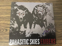 Parasitic Skies Embers Blue Version 45