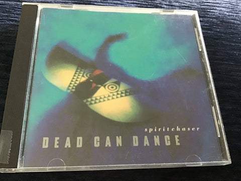 Dead Can Dance Spiritchaser CD as is