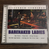 Barenaked Ladies Extended Versions CD