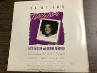 Patti LaBelle On my Own 12""