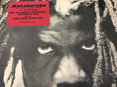 "Mutabaruka Ode to Johnny Drughead / Junk Food 12"" single as is"