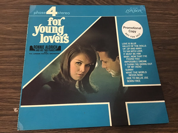 For Young Lovers LP