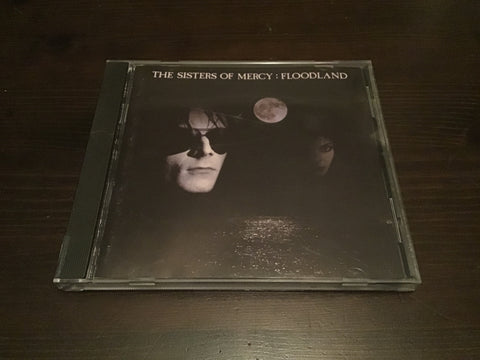 The Sisters of Mercy Floodland CD as is