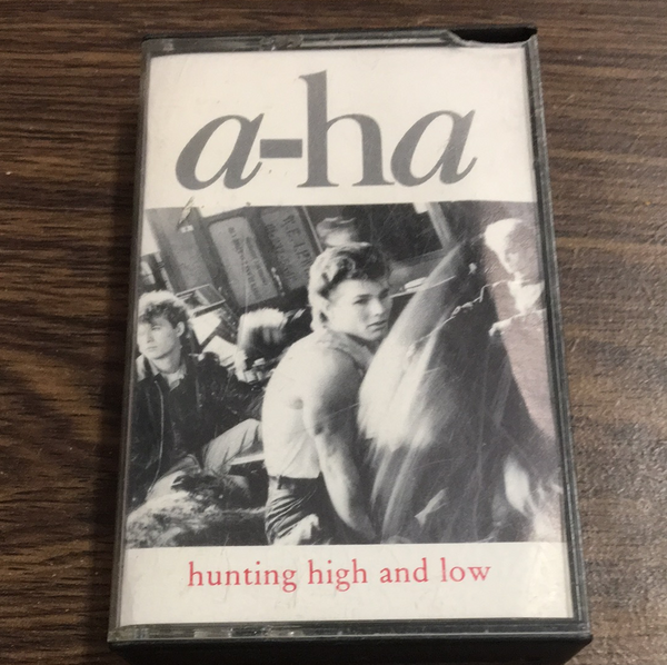A-Ha Hunting High and Low