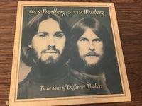 Dan Fogelberg and Tim Weinberg Twin sons of Different Mothers LP