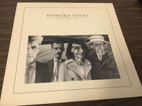 Howard Jones Human's Lib LP