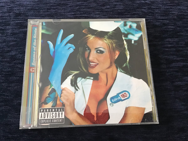 Blink 182 Enema of the State CD
