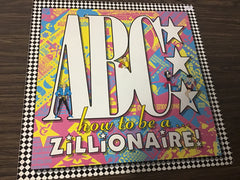 ABC How to be a billionaire vinyl record as is