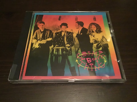 The B-52s Cosmic Thing CD as is