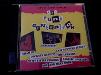 The Punk Generation Live and Loud CD