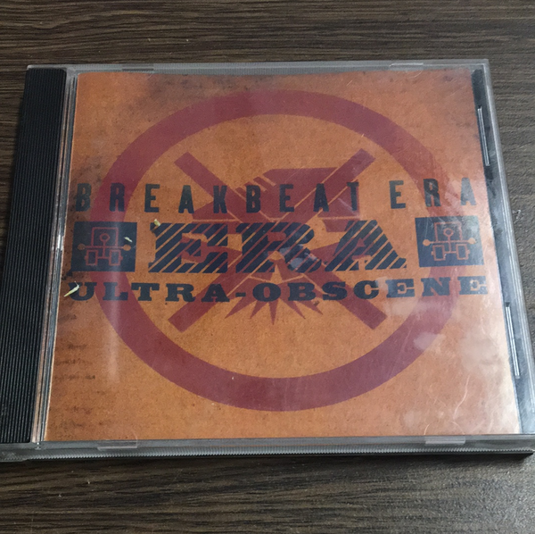 Breakbeat Era Ultra Obscene CD