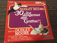 30 is a dangerous age, Cynthia Soundtrack LP