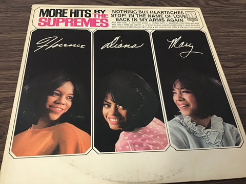 The Supremes More Hits by The Supremes LP