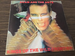Adam and the ants King of the wild frontier vinyl record as is