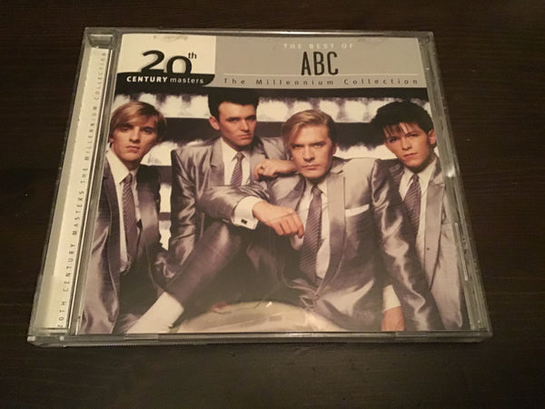 ABC The Best of ABC CD