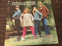 The Mamas and the Papas 16 of their Greatest Hits LP