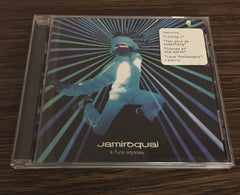 Jamiroquai A Funk Odyssey CD as is