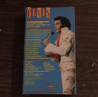 Elvis Aloha from Hawaii VHS
