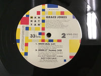 Grace Jones Crush 12""