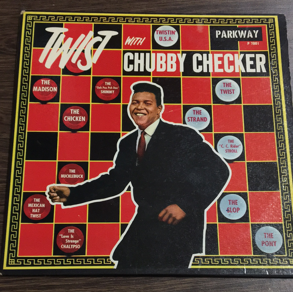 Chubby Checker Twist with Chubby Checker LP