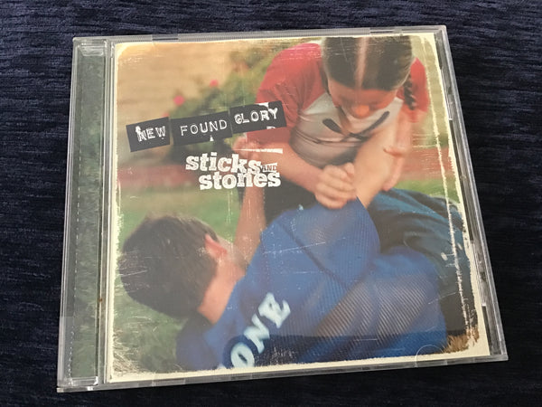 New Found Glory Sticks and Stones CD