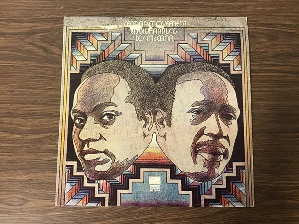 Eddie Harris & Les McCann Second Movement LP