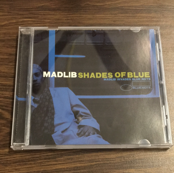 Madlib Shades of Blue CD