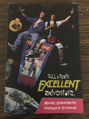 Bill and Ted's excellent Adventure Picture Frame as is