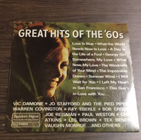 Greatest Hits of the '60s LP