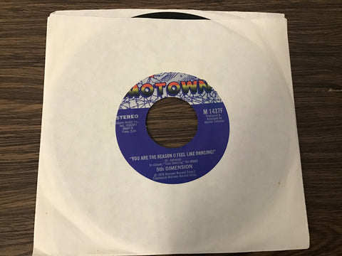5th Dimension You are the Reason & Slipping into Something New 45